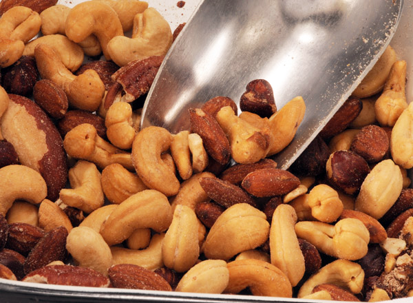 Fancy Mixed Nuts & Cashews 1 lb