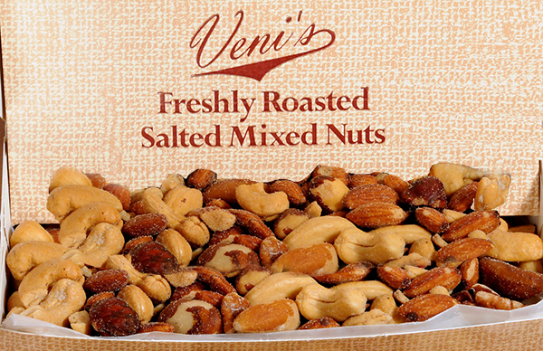 Fancy Mixed Nuts 1 lb